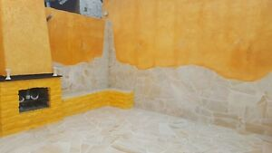 Bruchplatten-Polygonalplatten-Poolumrandung-Naturstein-Terrassenplatten-Pool