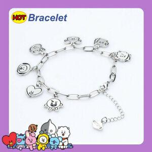 KPOP-BTS-Bracelet-Bangtan-Boys-Wristband-SUGA-JIN-Bracelets-Jewelry-Gifts-HOT