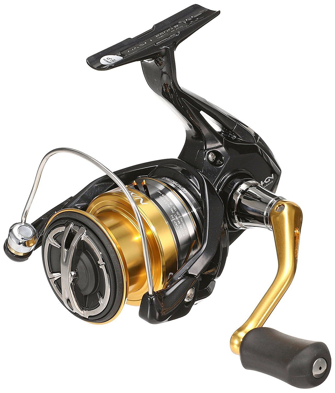 SHIMANO REEL 16 NEW NASKIE 2500 BRAND NEW 16 F/S db9553