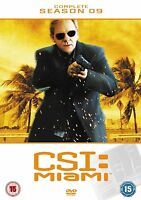 C.S.I. Miami: Complete Season 9 Box Set (6 Discs)