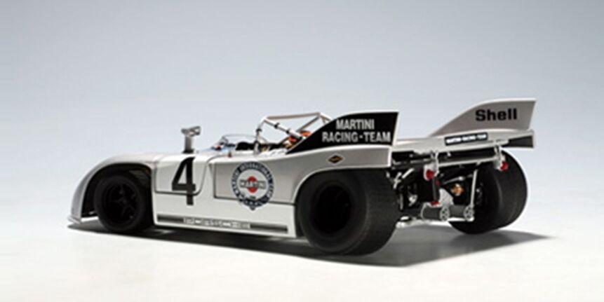 Porsche 908/3 908 Nurburgring 1971 #4 Marko/van Lennep Martini sp sp sp AUTOart 1:18 e9b4c8
