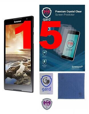 15x Gard ® Premium Screen Protector Per Lenovo Tab S8-50- Per Garantire Una Trasmissione Uniforme