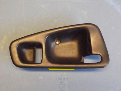 OEM USDM 92-95 Civic EG6 EJ1 interior door panel door handle lock cover FR BLACK
