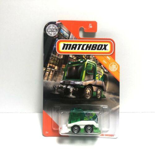 MBX Mini Swisher 21//100 Matchbox2020 Case D MBX City