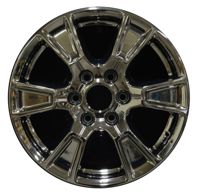 18x7 5 OEM Ford F150 3998 Wheel Rim PVD Chrome