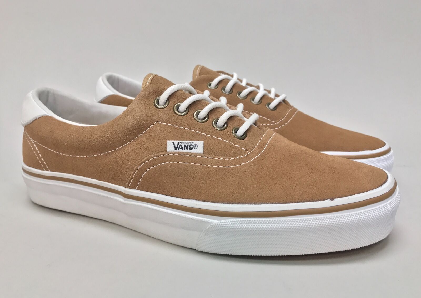 Vans Era Suede Tobacco US Brown MEN'S Size 8 US Tobacco NEW! bca921