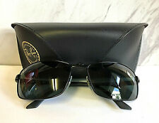 56de4d7e88f item 8 Ray-Ban Sunglasses RB3498 002 71 Black Metal Frame   Green Lens  64-17 135 -Ray-Ban Sunglasses RB3498 002 71 Black Metal Frame   Green Lens  64-17 135