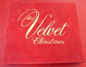 CD-Red-Velvet-Christmas-14-Holiday-Classics-Direct-Source-Canada-Records