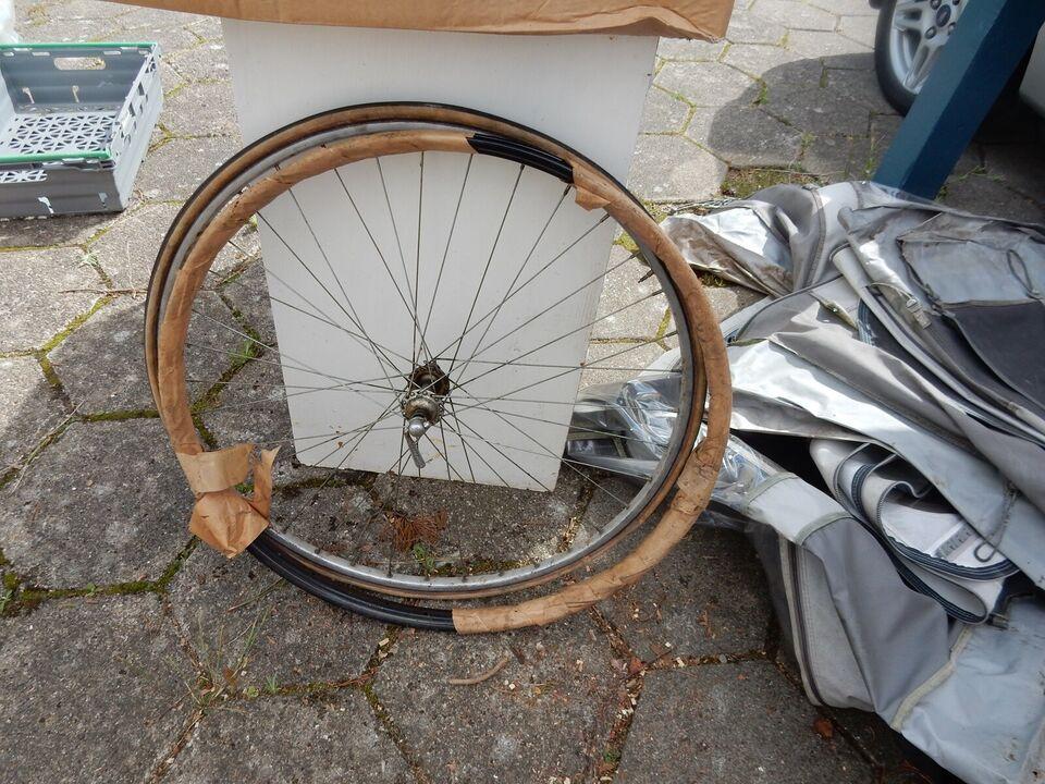 Fælge, Div. dele til cykler