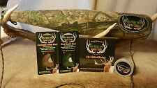 Elk Calling Kit - Antagonizer Grunt Tube, Mouth Calls- Mile High Note Game Calls