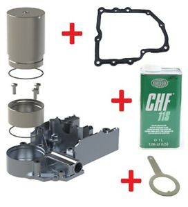 Schnell Reparatursatz + Werkzeug + Dichtung + Hydrauliköl P189C P17BF DSG DQ200