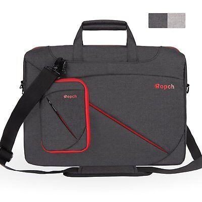 """Pink Laptop Sleeve Bag w Shoulder Strap Fit Asus Dell HP Acer 15/"""" 15.4/"""" 15.6/"""""""