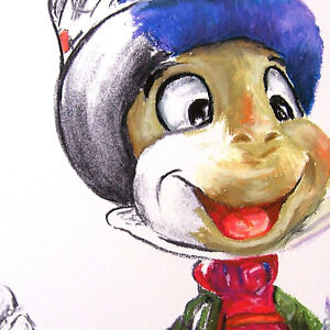 Jiminy-Cricket-WDCC-drawing-Made-Myself-at-Home-Pinocchio-Art