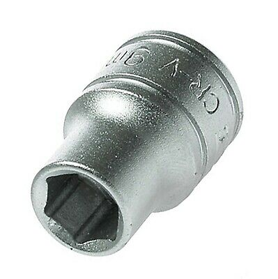 Teng M380522c Regular Socket 22mm 3//8 Square Drive