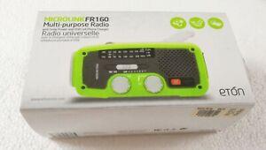 Eton-FR160-Microlink-Self-Powered-AM-FM-NOAA-Weather-Radio-with-Flashlight