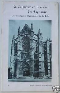 Cathédrale de Beauvais Tapisseries Monuments 1973 Picardie