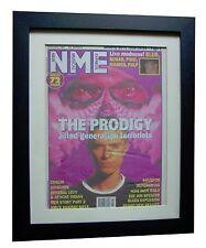 THE PRODIGY+NME 1994+RARE ORIGINAL+VINTAGE+POSTER+FRAMED+FAST GLOBAL SHIP+JILTED