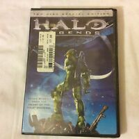 Halo Legends Two-disc Special Edition Dvd 2010 Brand