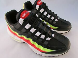 Nike-Air-Max-95-OG-Colorway-Black-White-Habanero-Red-307960-019-Size-6-Womens