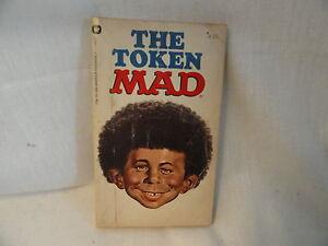The-Token-Mad-Paperback-Book-Warner-74380-Humor-1974