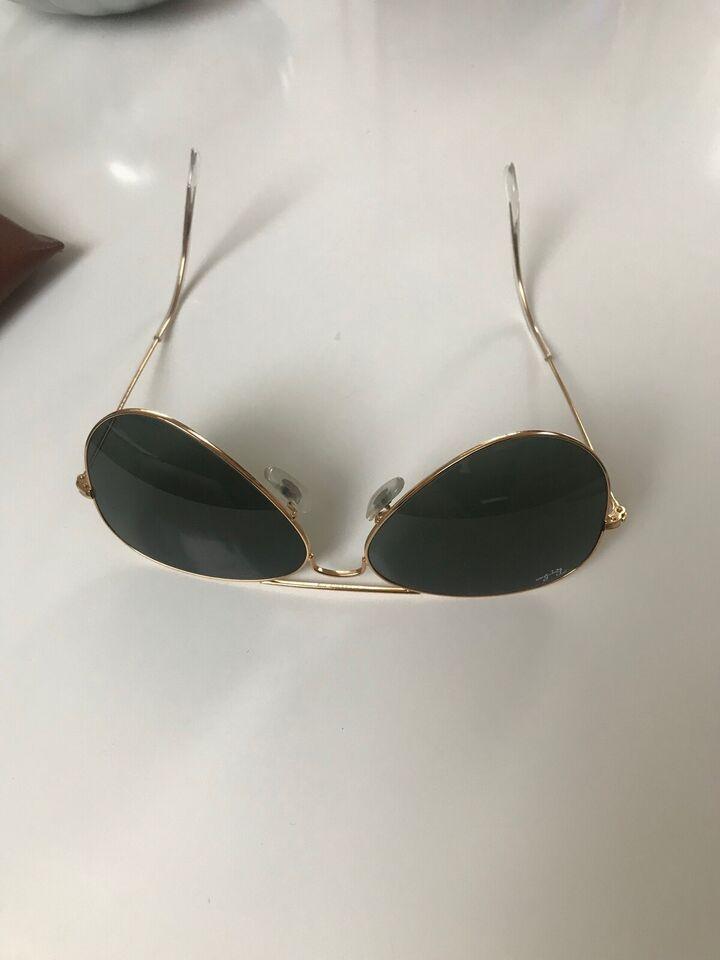 Solbriller unisex, RAYBAN AVIATOR