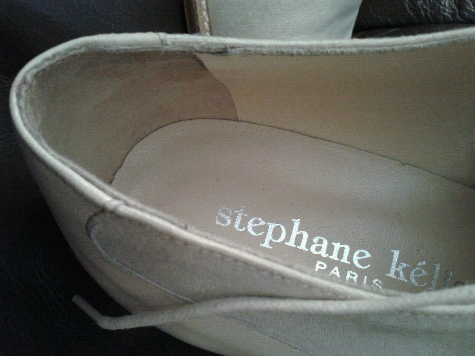 NEUE       STEPHANE KELIAN, PARIS,MADE IN FRANCE, VP  179,00 EURO  | Primäre Qualität