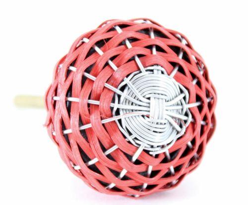 Meubles artisanale boutons en velours en 4 couleurs poignée de porte de Tiroir Poignée