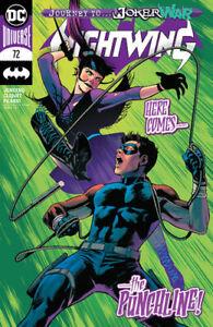 Nightwing-72-Joker-War-NM-1st-Print-DC-Comics