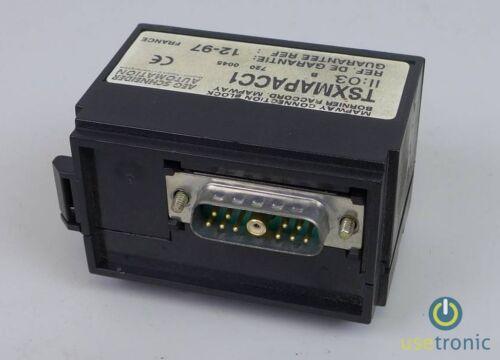 PP2501 Mapway Connection Block Telemecanique TSXMAPACC1 TSX MAP ACC1
