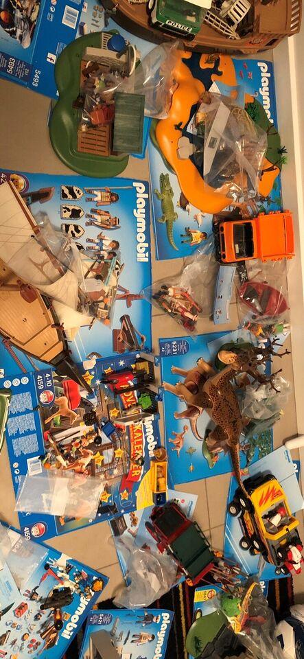 Playmobil, Diverse sæt, fx 5493