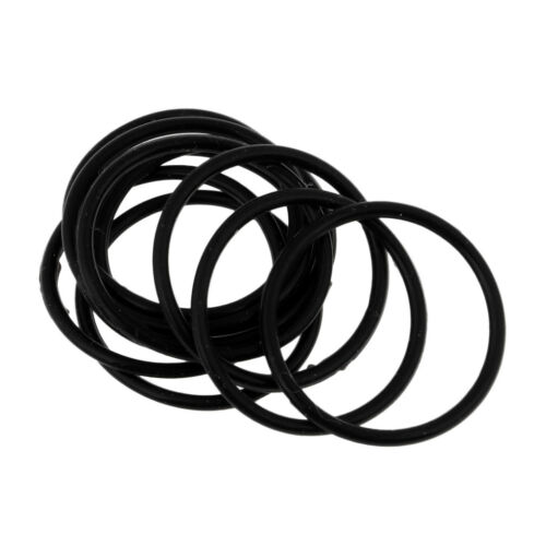 10Pcs Strong Flashlight Accessories Waterproof Ring Durable Rubber Seal O-rings