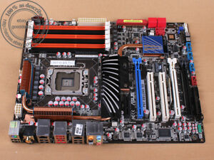 Asus P6T Deluxe Intel ICH10R Chipset Mac