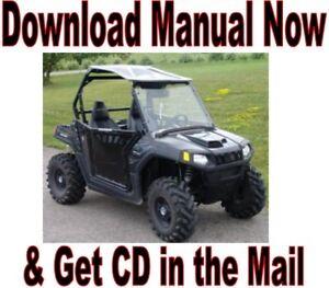2018 2019 Polaris RZR RS1 Genuine OEM Authentic Service Repair Manual 9928689