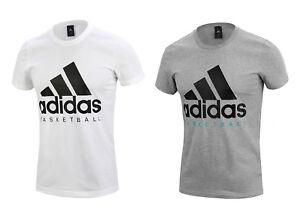 Details zu Adidas Basketball GFX Tee (DN4120) Running Gym Basketball T Shirt Top
