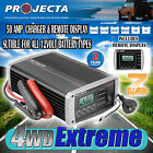 PROJECTA IC5000 12V 50AMP DEEP CYCLE AGM BATTERY CHARGER 12 VOLT AGM CARAVAN