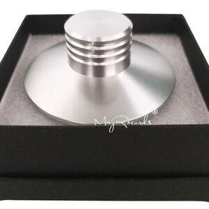 123g Silver Metal Disc Stabilizer Record Weight Lp Vinyl