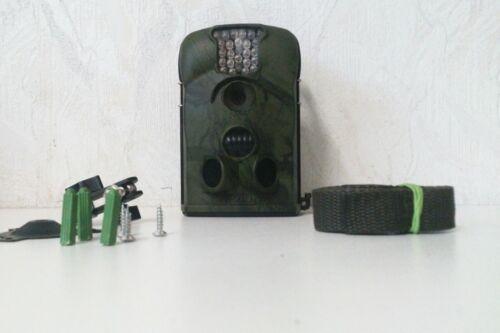 Wildkamera Überwachungskamera Tevion WK 1 mit 2,4 zoll farbdisplay