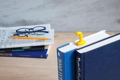 Submark Submarine Bookmark Reading Yellow Book Marker School Office Peleg Design