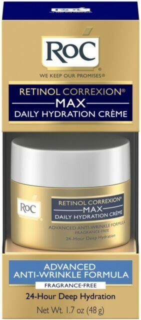 RoC Retinol Correxion Max Daily Hydration Anti-Aging Crème