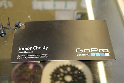 Foto & Camcorder Go Pro Junior Chest Mount Chesty Brand New