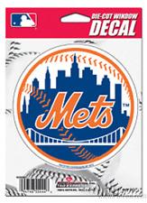 "New York Mets NY 5"" Vinyl Die Cut Decal Sticker Emblem MLB Baseball"
