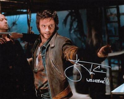 Wolverine Autograph Autogramm Hugh Jackman Les Misérables X-Men