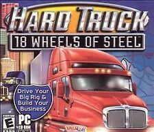 Hard Trucks 18 Wheels of Steel (Jewel Case) - PC Windows Game-In Case-HTF