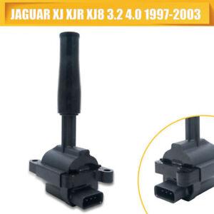 1x-Nuevo-Pack-de-bobina-de-ignicion-de-Lapiz-Para-Jaguar-XJ-XJR-XJ8-3-2-4-0-1997-2003-4-Pines