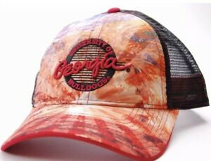 quality design 35275 b132a Image is loading Brand-New-Georgia-Bulldogs-Hat-Cap-The-Game-