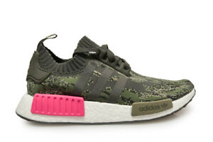 Détails sur New Hommes Adidas Originals NMD R1 Pk Camouflage Baskets UK 9 Baskets BZ0222 Primeknit afficher le titre d'origine