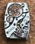 Vintage-Gotham-Men-039-s-Watch-Movement-Parts-Repair-17-Jewels-Swiss-Rectangle