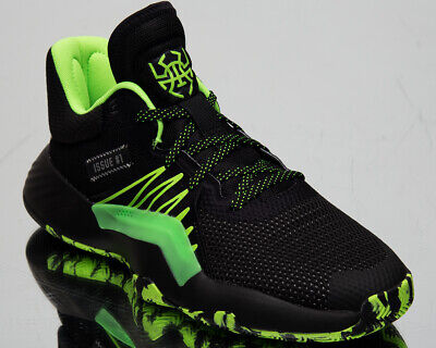 adidas x Marvel D.O.N. Issue 1 Stealth Spider Man Mens Black Basketball EF2805 | eBay