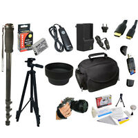 Fundamentals Accessory Kit For Canon Eos Rebel T2i