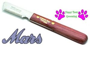 MARS-329-DOG-STRIPPING-KNIFE-Carding-Carder-Trimming-Knive-Hair-Undercoat-Coat